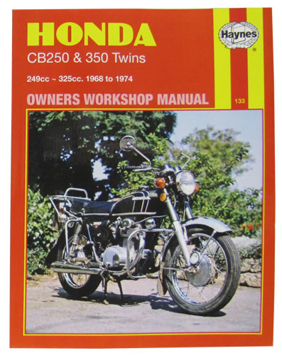 honda cb350 owners manual pdf
