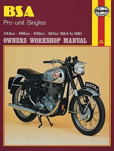 haynes service manual bsa b31 1954 59 motorcycle products ltd rh motorcycleproducts co uk moto morini 500 service manual pdf moto morini 350 service manual