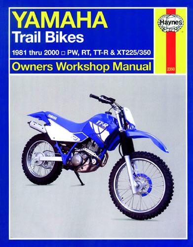Haynes Workshop Manual Yamaha PW50 1991-92   Motorcycle