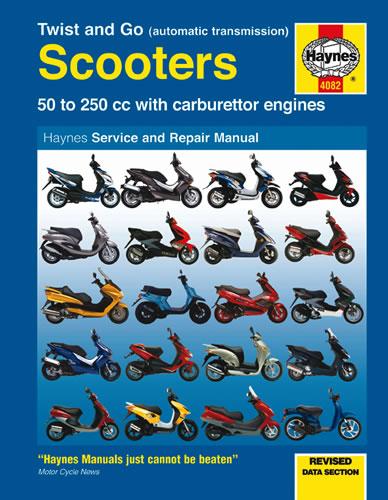 Haynes Service Manual Yamaha YN50 1998-09 - Motorcycle ...