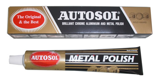 solvol autosol 100g chrome polish motorcycle products uk. Black Bedroom Furniture Sets. Home Design Ideas