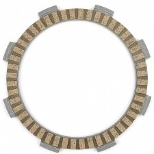 119mm x 3.1mm Clutch Friction Plate with 8 Pegs