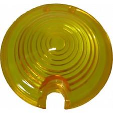 Amber Original Style Bullet Light Lens