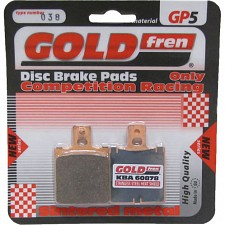 Goldfren GP5-038 Brake Pads