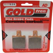 Goldfren AD038 Brake Pads
