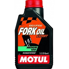 Motul Fork Oil Expert Medium 10w 1 Litre