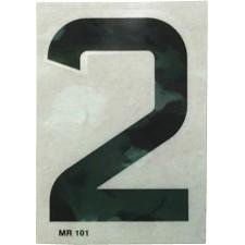 Registration Plate Roller System Number 2's