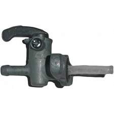 34mm On-Off Petrol Tap with 3mm Straight Outlet