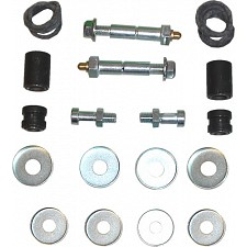 Fork Repair Kit with Grease Nipple Bolts