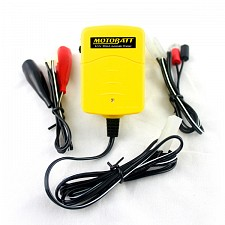 Motobatt MBBABY Baby Boy 6v/12v Battery Charger