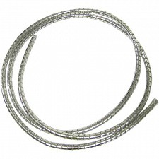 Silver 11mm x 13mm Cable Cover