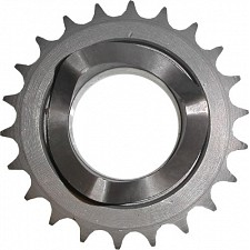 22 Tooth Compensating Sprocket for Duplex Chain
