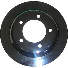 Chrome Rear Sprocket Cover
