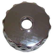 Chrome Oil Filter Cover for Honda