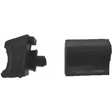 22mm x 18mm Rectangle Centre Stand Rubbers