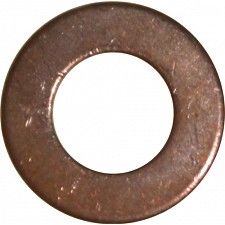 8mm x 12mm Copper Washers