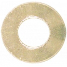 6mm x 12mm Clear Plastic Washers