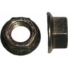 10mm x 1.25mm Flange Nuts